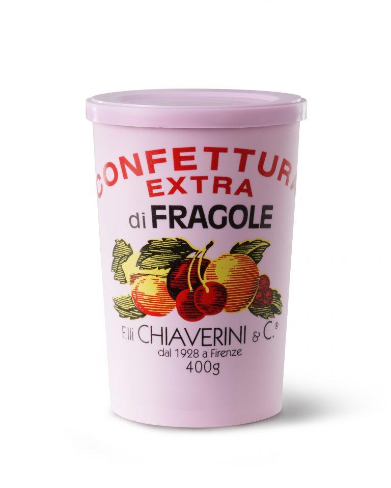 linea classica - colorati - marmellata fragole