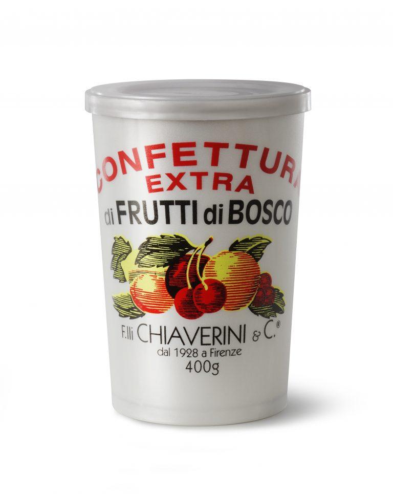linea classica - colorati - marmellata frutti di bosco