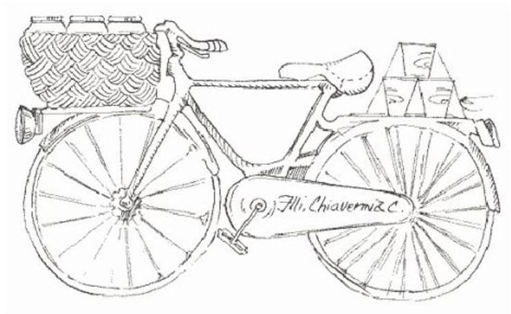bicicletta-chiaverini